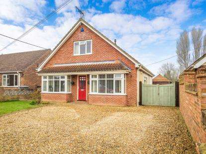 4 Bedrooms Bungalow for sale in Rackheath, Norwich, Norfolk