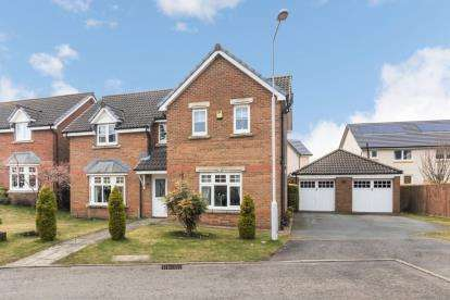 4 Bedrooms Detached House for sale in John Paul Jones Court, Kirkcaldy