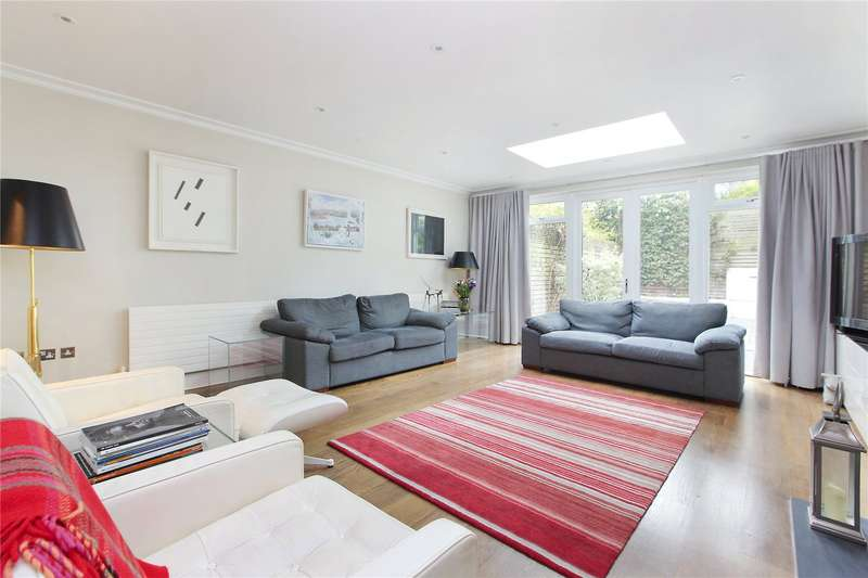 4 Bedrooms House for sale in Denning Mews, Temperley Road, Balham, London, SW12