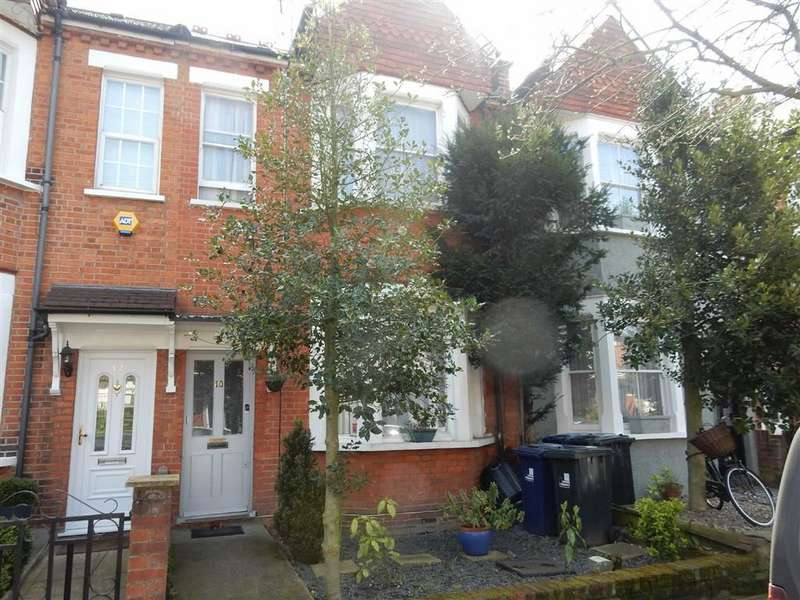 3 Bedrooms Terraced House for rent in Holly Park Road, Hanwell