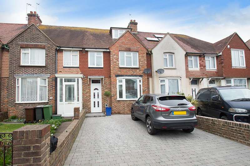 3 Bedrooms Terraced House for sale in Seaside, Eastbourne