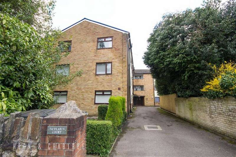 2 Bedrooms Flat for sale in Fairlawn Court, The Avenue, Cardiff