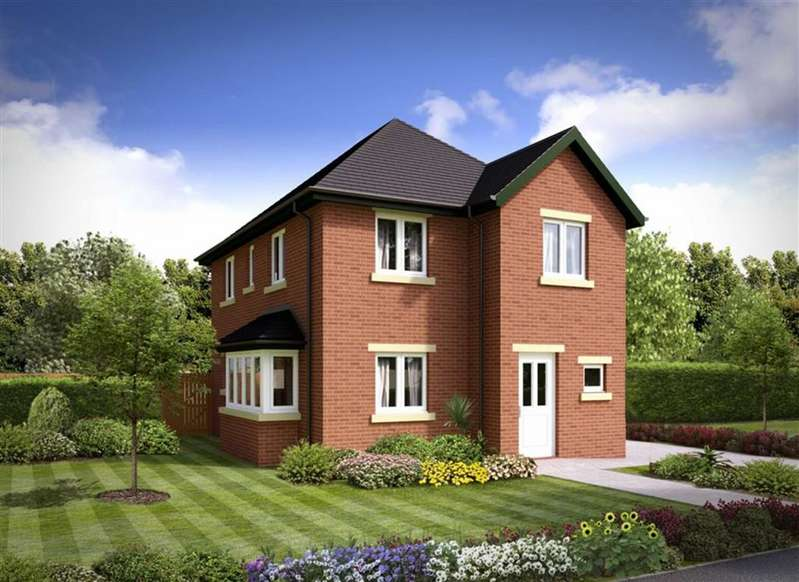 3 Bedrooms Detached House for sale in The Ascot - Plot 40, Barrow-in-Furness, Cumbria