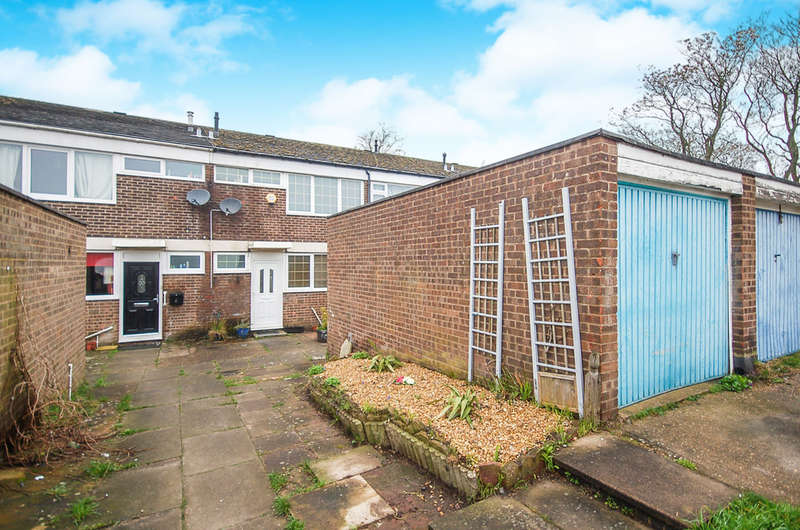 3 Bedrooms Terraced House for sale in Winchester Way, Thetford