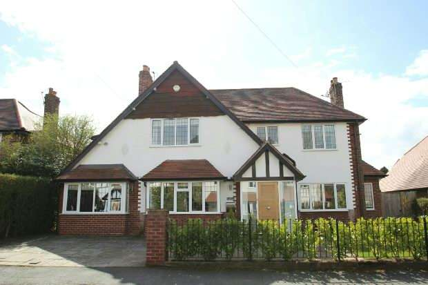 4 Bedrooms Detached House for sale in Castleway, Hale Barns