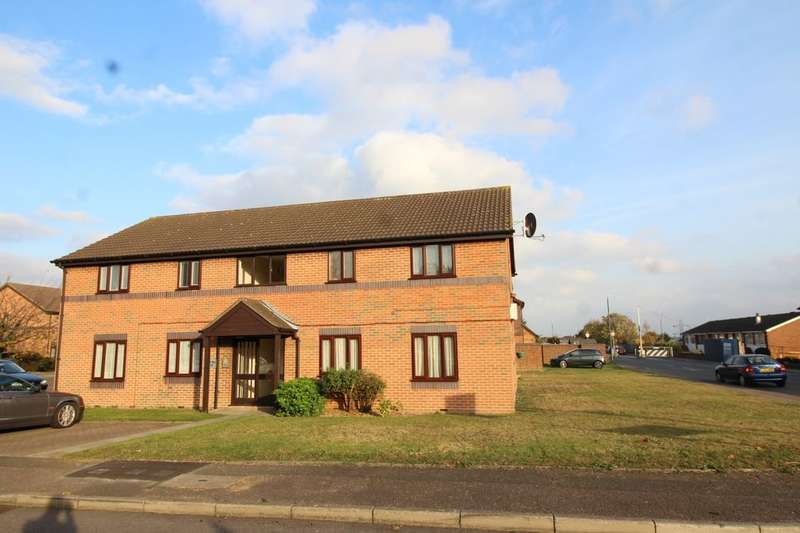 1 Bedroom Flat for sale in Woodfall Drive, Crayford , DA1