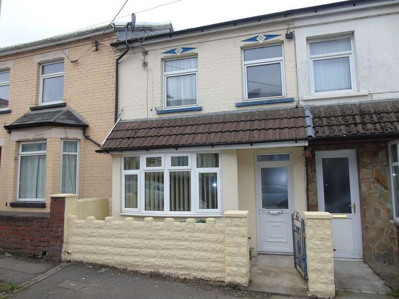 3 Bedrooms Terraced House for sale in Kingsland Terrace, Pontypridd