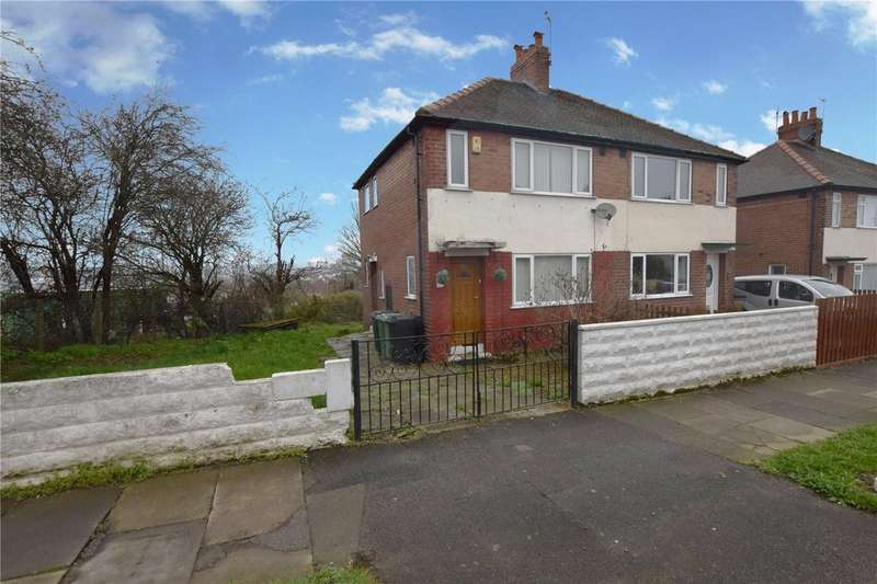2 Bedrooms Semi Detached House for sale in Parkwood Road, Leeds, West Yorkshire, LS11