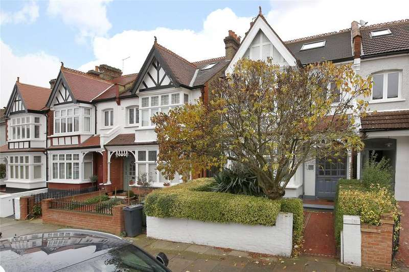 5 Bedrooms Semi Detached House for sale in Wyatt Park Road, Streatham Hill, SW2