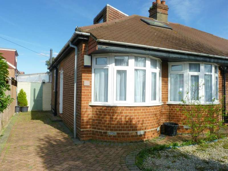 2 Bedrooms Semi Detached Bungalow for sale in Gladeside, CR0