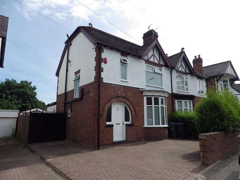 3 Bedrooms Semi Detached House for sale in Halesowen Road, Cradley Heath