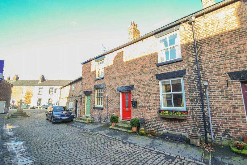 2 Bedrooms Terraced House for sale in Church Street, Croston