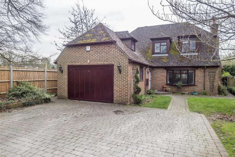 4 Bedrooms House for sale in Eyhorne Street, Hollingbourne