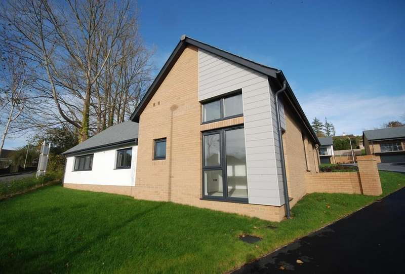3 Bedrooms Detached Bungalow for sale in Meadow Rise, Northam, Nr Bideford