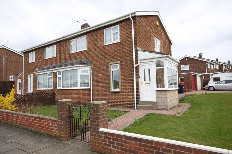 3 Bedrooms Semi Detached House for sale in Windermere, Vigo, Birtley, Chester-le-Street DH3 2JU