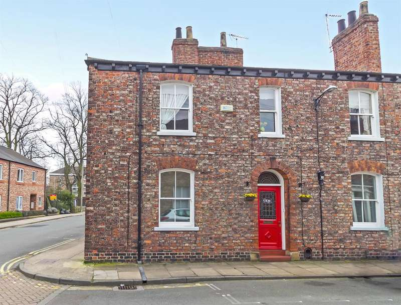 2 Bedrooms End Of Terrace House for sale in Fairfax Street, York, North Yorkshire, YO1 6EB
