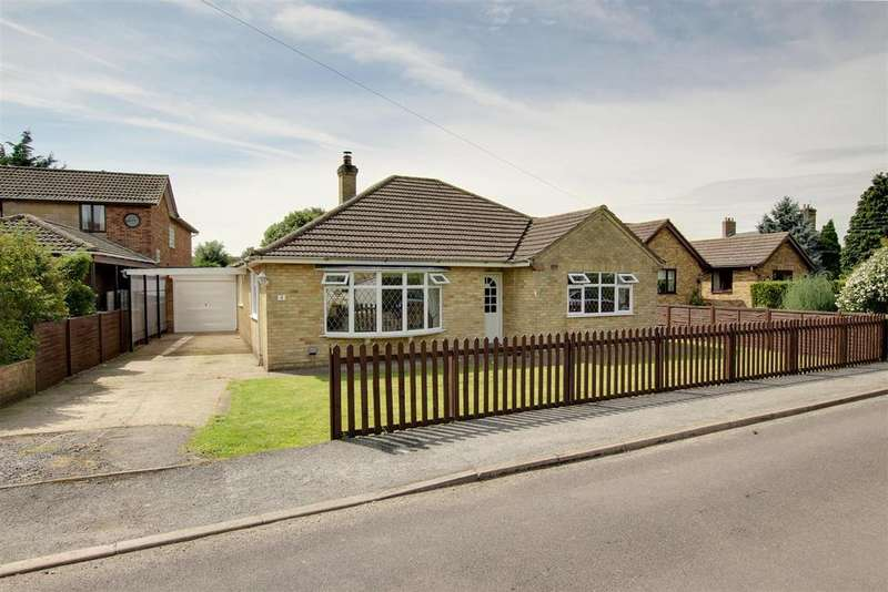 3 Bedrooms Detached Bungalow for sale in Dashwood Road, Alford