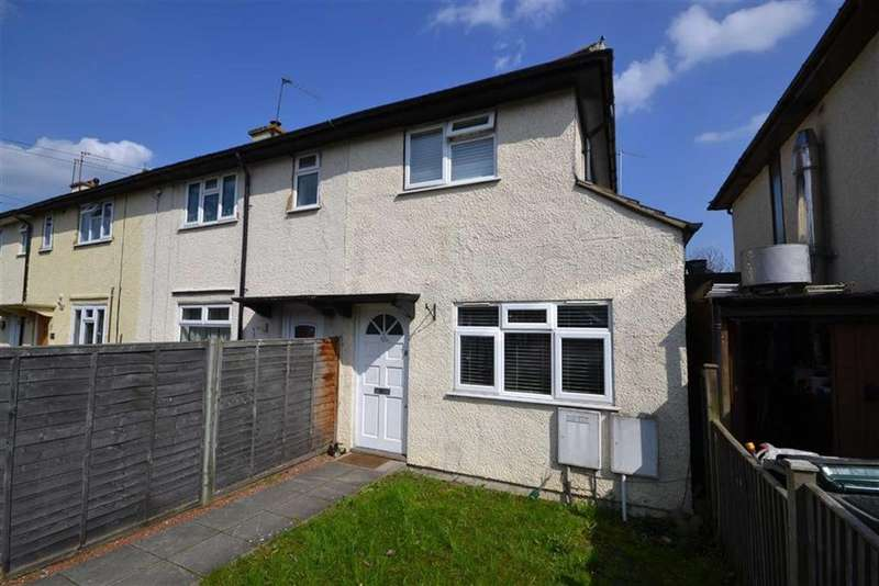 2 Bedrooms End Of Terrace House for sale in Hornhill Road, Maple Cross, Rickmansworth, Hertfordshire, WD3