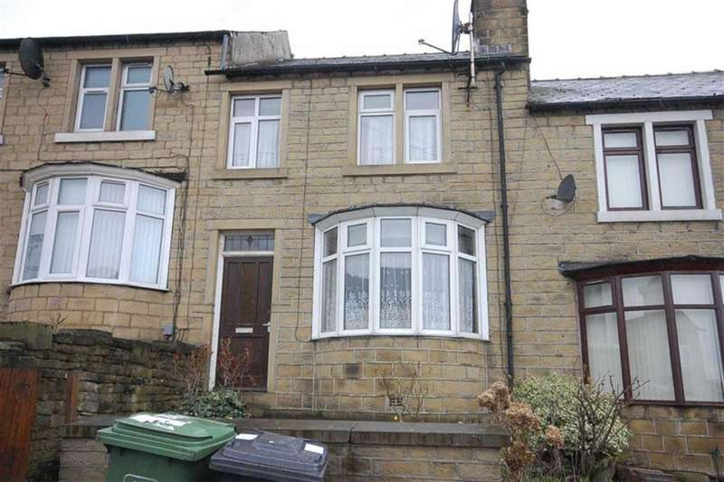 2 Bedrooms Terraced House for sale in Springdale Avenue, Thornton Lodge, Huddersfield, HD1