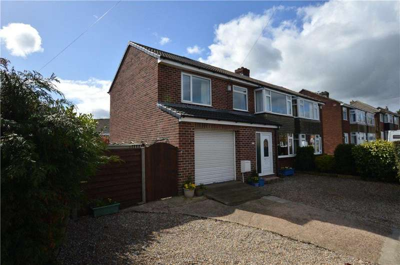 4 Bedrooms Semi Detached House for sale in Old Road, Overton, Wakefield, West Yorkshire