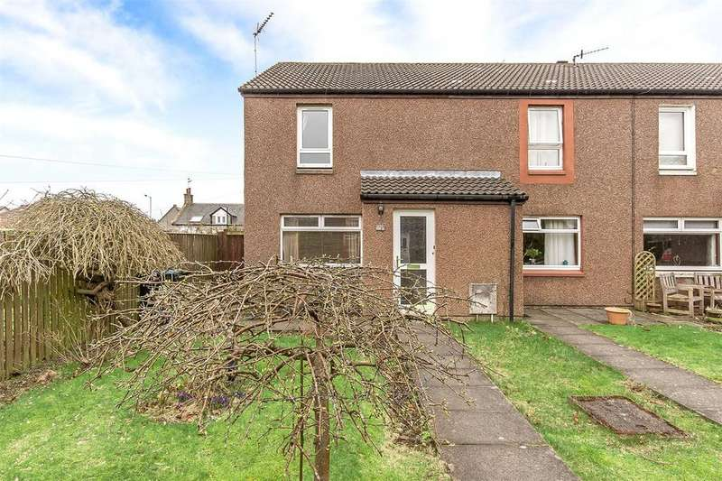 2 Bedrooms End Of Terrace House for rent in 58 McBain Place, Kinross, Perth and Kinross, KY13