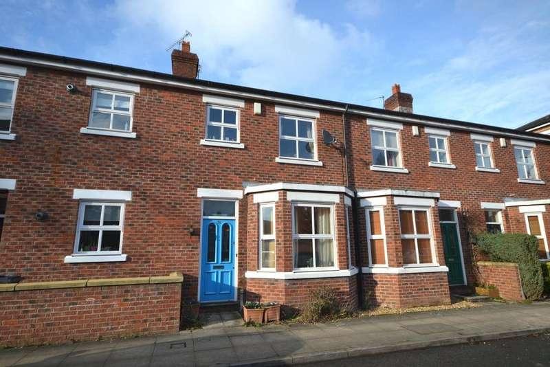 2 Bedrooms Terraced House for sale in Elm Grove, Didsbury