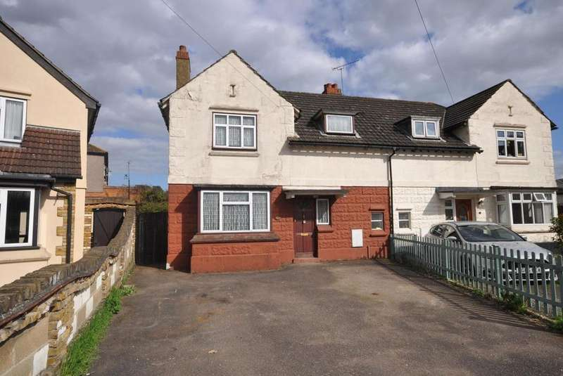3 Bedrooms Semi Detached House for sale in Trustons Gardens, Hornchurch, Essex, RM11