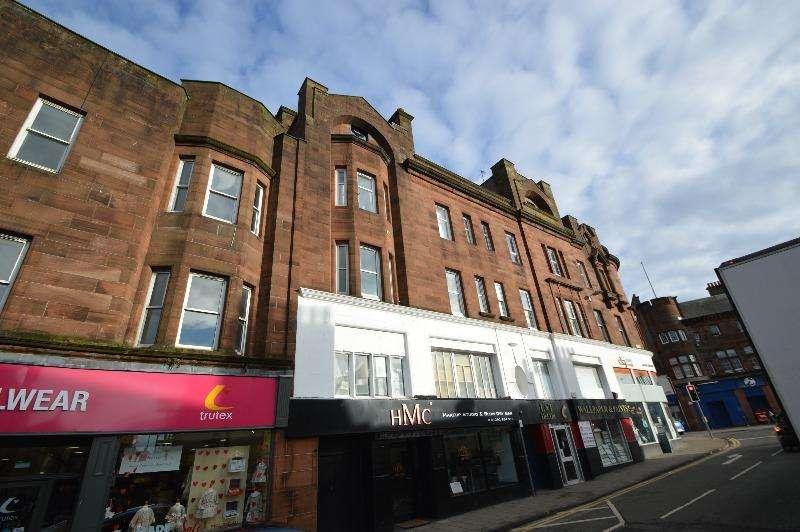 2 Bedrooms Flat for sale in Dalblair Road, Ayr, South Ayrshire, KA7 1UQ