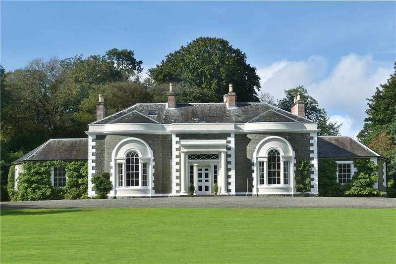 7 Bedrooms Country House Character Property for sale in Twynholm, Kirkcudbright, Dumfries and Galloway, DG6