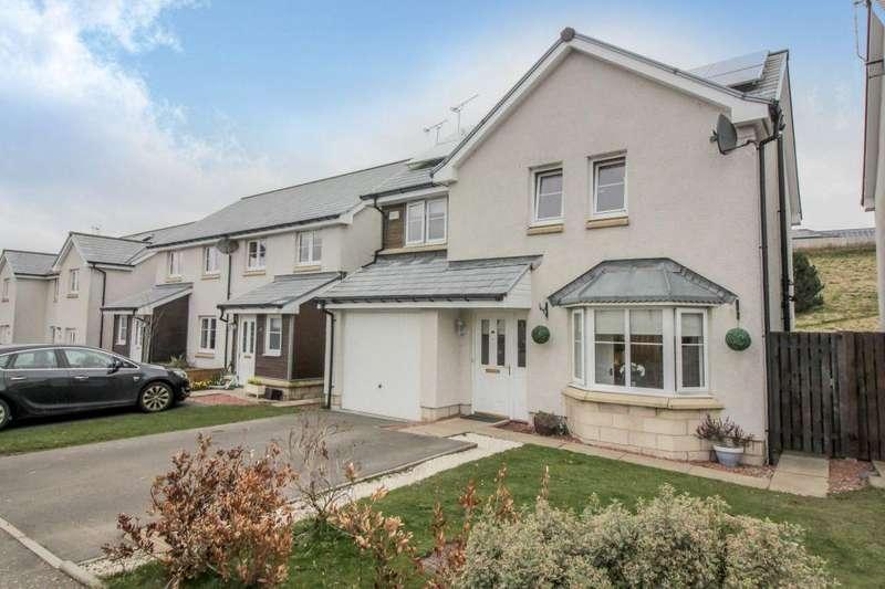 4 Bedrooms Detached Villa House for sale in 45 Wordie Road, Stirling, FK7 9BA