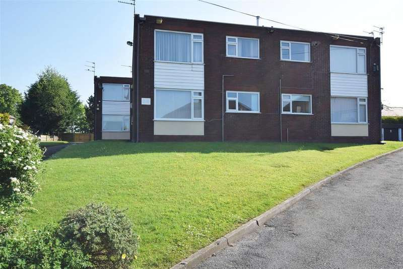 2 Bedrooms Apartment Flat for sale in Duffield Gardens, Alkrington