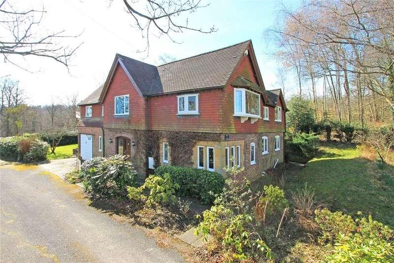 4 Bedrooms Detached House for sale in Grove Road, Penshurst, Tonbridge, Kent, TN11