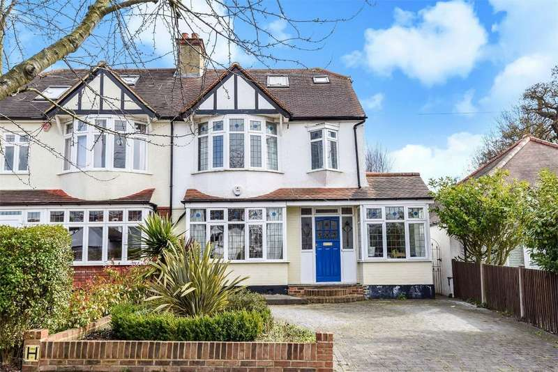 4 Bedrooms Semi Detached House for sale in The Avenue, West Wickham, Kent