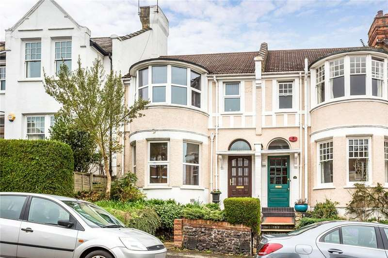 4 Bedrooms Terraced House for sale in Russell Road, London, N8
