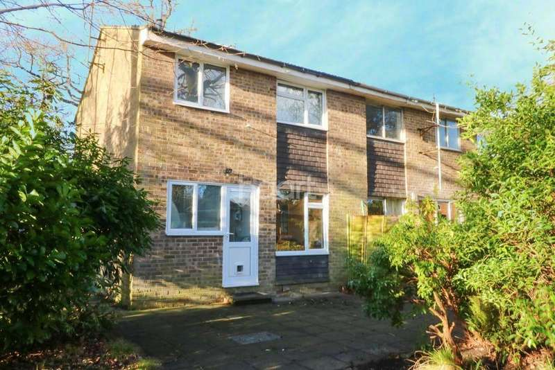 3 Bedrooms End Of Terrace House for sale in Copse End, Fleet