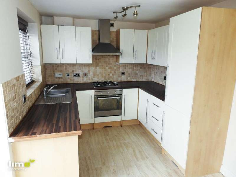 3 Bedrooms End Of Terrace House for rent in Wises Farm Road, National Avenue, Hull, HU5 4GA