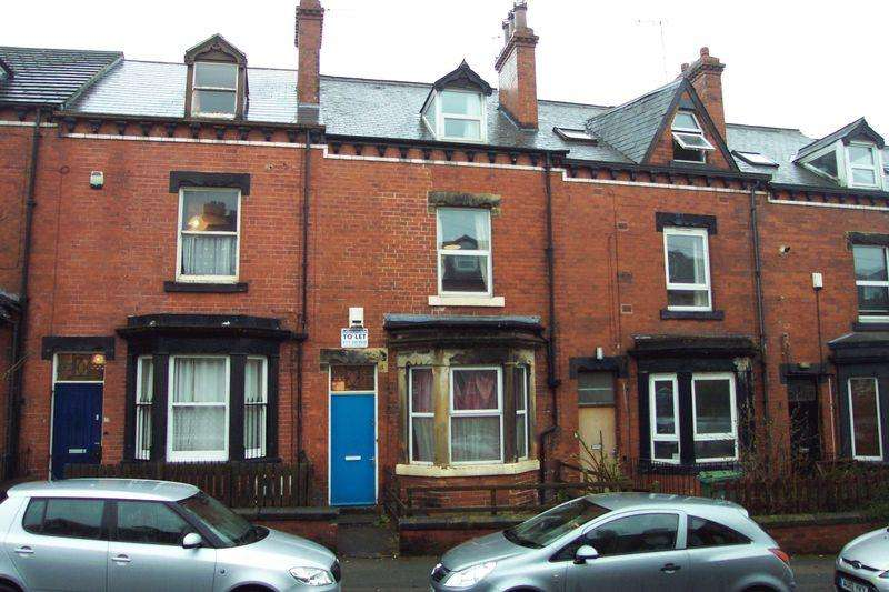 6 Bedrooms Terraced House for sale in Ridgeway Terrace, Leeds