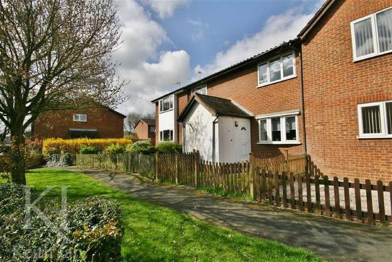 2 Bedrooms Terraced House for sale in Bushbarns, West Cheshunt