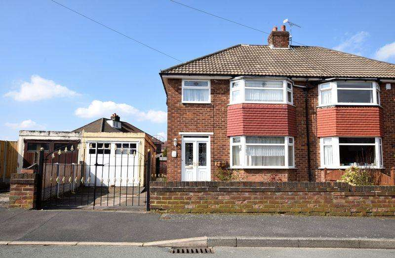 3 Bedrooms Semi Detached House for sale in Woodall Drive, Runcorn