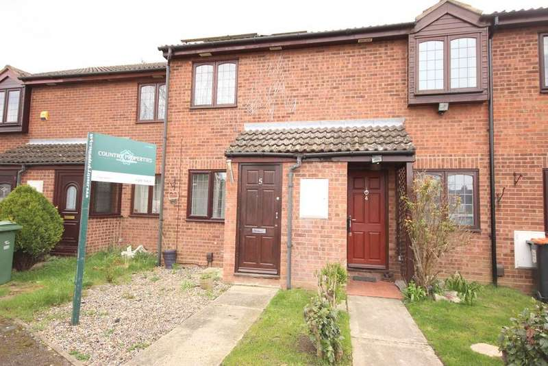 2 Bedrooms Terraced House for sale in Old School Gardens, Barton-le-Clay, MK45
