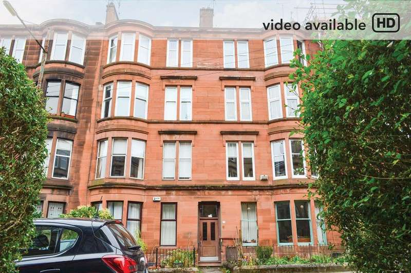 1 Bedroom Flat for sale in Havelock Street, Flat 3/1, Partick, Glasgow, G11 5JA
