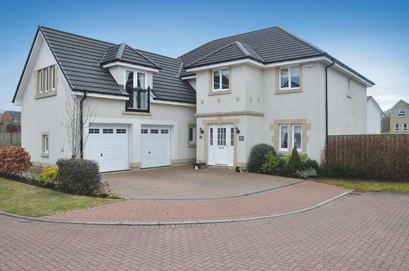 5 Bedrooms Detached Villa House for sale in Kingsland View, Jackton, Glasgow, G75