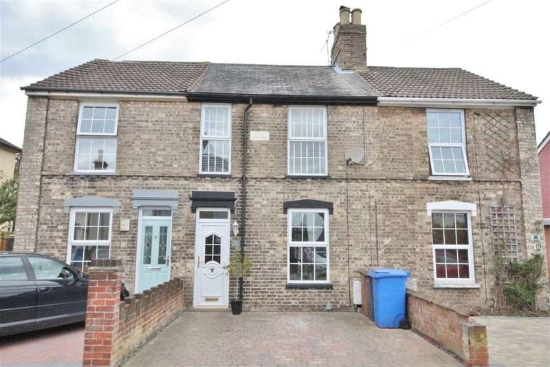 3 Bedrooms Terraced House for sale in Alan Road, Ipswich