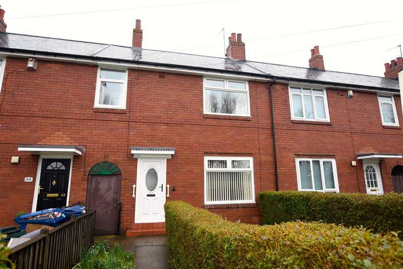 3 Bedrooms Terraced House for sale in Stotts Road, Newcastle upon Tyne