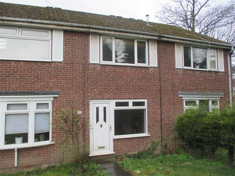 2 Bedrooms Town House for sale in Pine Tree Walk, Eastwood, Nottingham