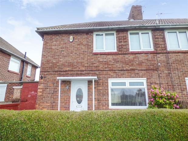 2 Bedrooms Semi Detached House for sale in Grimston Walk, Middlesbrough, North Yorkshire