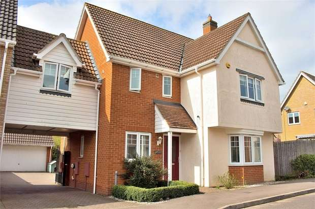 4 Bedrooms Link Detached House for sale in Dunmow, Essex