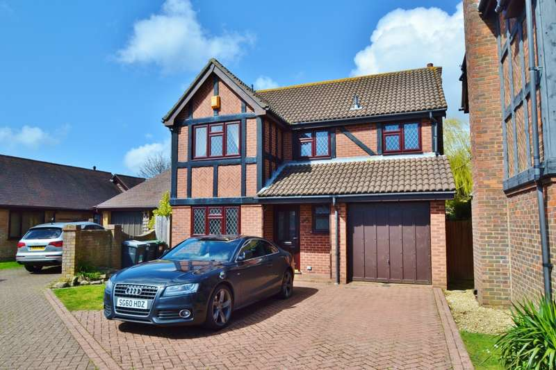 4 Bedrooms Detached House for sale in Littledown
