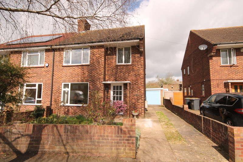 3 Bedrooms Semi Detached House for sale in Arrow Leys, Putnoe, MK41