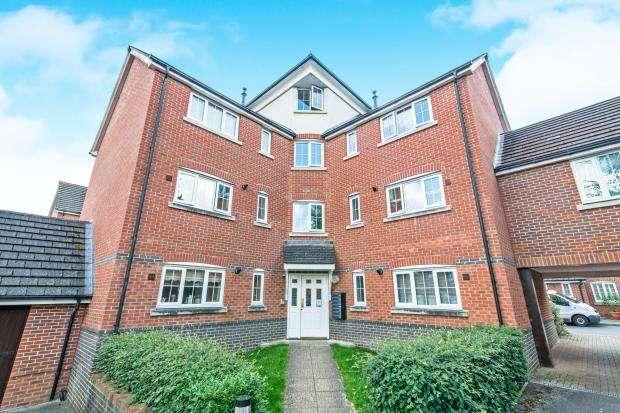 2 Bedrooms Flat for sale in Chineham, Basingstoke, Hampshire